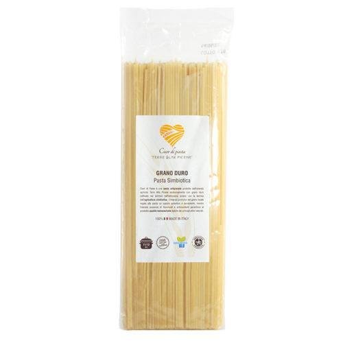 Terre Alte Picene - Spaghetti da Agricoltura Simbiotica - Pasta Simbiotica